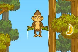 《小猴飞飞飞无敌版》游戏画面1