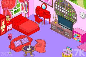 《豪华公主卧室》游戏画面7