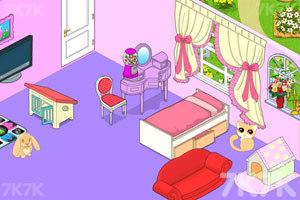《豪华公主卧室》游戏画面6