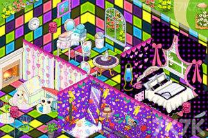 《豪华公主卧室》游戏画面1