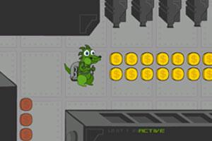《恐龙杰夫2无敌版》游戏画面1