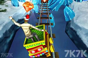 《金矿大冒险圣诞节版》游戏画面3