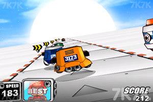《太空赛车》游戏画面1