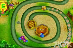 《小熊祖玛》游戏画面3