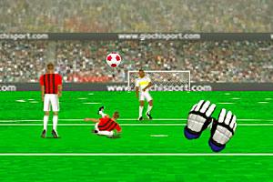 《意甲最佳守门员》游戏画面1