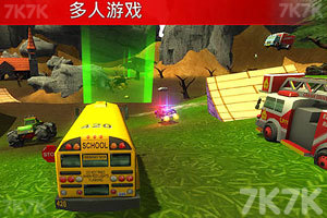 《疯狂驾驶2圣诞版》截图2