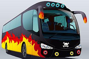 《摇滚明星巴士驾驶》游戏画面1