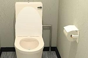 《洗手间逃脱》游戏画面1