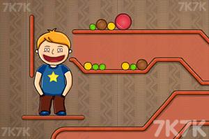 《吃货吃糖豆》游戏画面2