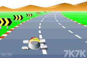 《公路汽车比赛》游戏画面8