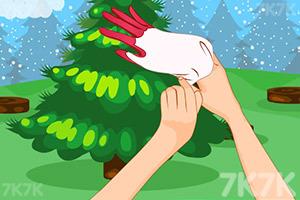 《打造华丽圣诞树》游戏画面3