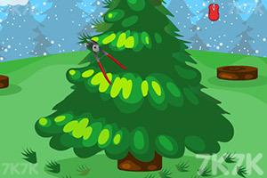 《打造华丽圣诞树》游戏画面4