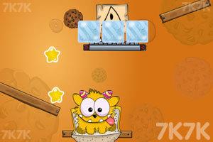 《小黄怪吃饼干》游戏画面5