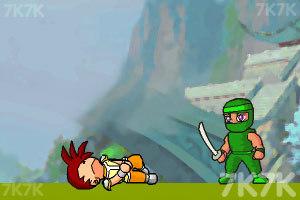 《炎龙之刃之生死之战》游戏画面3