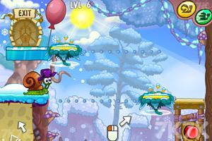 《蜗牛寻新房子6》游戏画面3