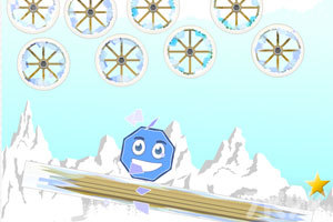 《解冻小球》游戏画面3