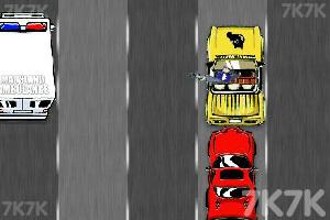 《极品飞车9最高通缉》游戏画面4