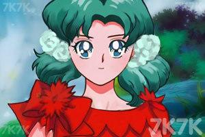 《美少女战士装扮》游戏画面4