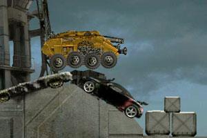 《无敌卡车破坏王》截图1