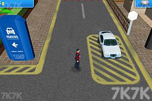《3D代客停车》游戏画面5
