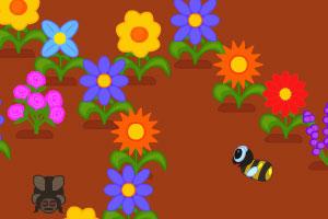 《勤劳蜜蜂》游戏画面1