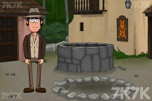 《希尔达宝盒之谜》游戏画面1