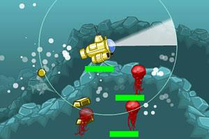 《深海探测艇2》游戏画面3