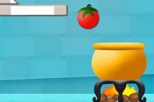 《送番茄下油锅》游戏画面1
