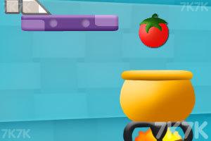 《送番茄下油锅》游戏画面2