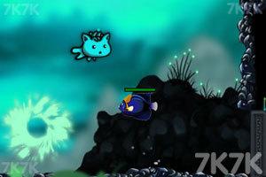 《绿皮怪偷钻石》游戏画面2