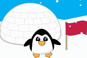 《企鹅雪地大冒险》游戏画面1