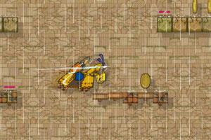 《骑士跃高塔》游戏画面1