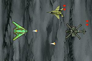 《疯狂打飞机》游戏画面1