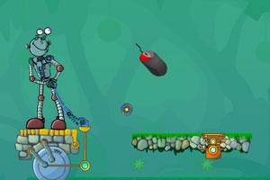 《机器人打高尔夫》游戏画面3