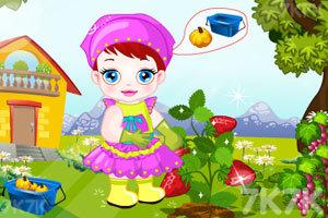 《卢卢娃当园丁》游戏画面3