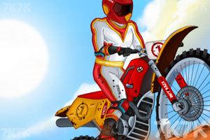 《越野摩托挑战赛》游戏画面1