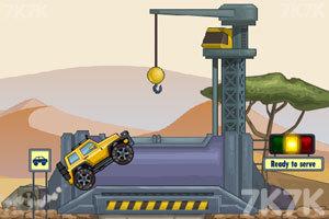 《疯狂吉普车2》游戏画面2
