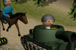 《帝国塔防战2》游戏画面1