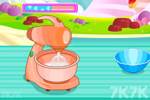 《冰棍式蛋糕》游戏画面4