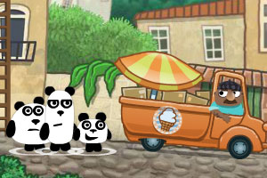 小熊猫逃生记3