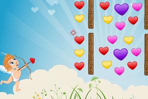 《丘比特爱心神箭》游戏画面1