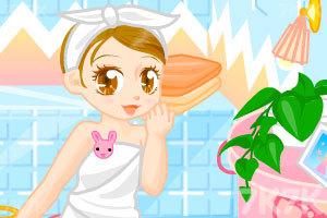 《美眉浴室装饰》游戏画面5