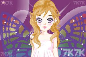 《蝴蝶仙女换装》游戏画面4