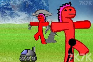 《现在你是上帝2》游戏画面2