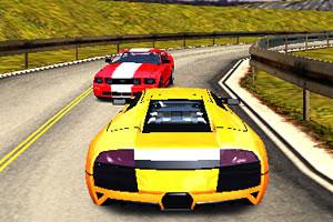 《城郊公路赛车2》游戏画面1