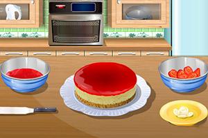 《芝士草莓蛋糕》截图1
