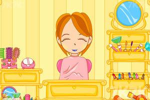 《拉拉化妆师》游戏画面2