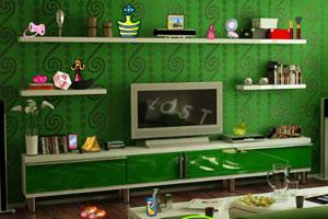 《家居客厅找东西2》游戏画面1