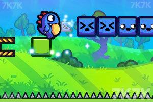 《变色小恐龙2》游戏画面3