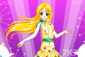 《芭蕾公主换装》游戏画面2